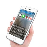 苹果6手机钢化膜iPhone6plus手机6s全屏抗蓝光护眼全包保护防摔防水防指纹保护隐私高清水凝玻璃前后贴膜