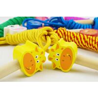 儿童跳绳儿童男女孩初学可调节绳子小学生比赛健身运动