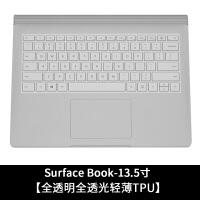 微软new新 pro 6笔记本键盘膜12.3英寸4平板电脑二合一3配件5保护book2全覆盖lapt Surface