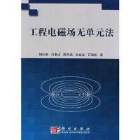 工程电磁场无单元方法 杨庆新 科学出版社 9787030219206 新华书店 正版保障