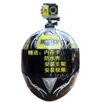 送8g16g卡摩托车行车记录仪4k高清运动相机 WiFi户外头盔摄像机