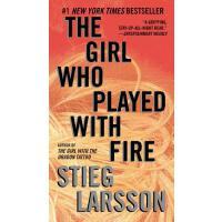 现货 英文原版书籍 The Girl Who Played with Fire 玩火的女孩