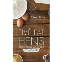 【预订】Five Fat Hens: A Guide for Keeping Chickens and Enjoyin
