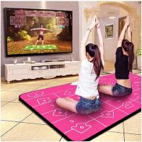 新款加宽瑜伽减肥机电视电脑无限下载两用加厚双人跳舞毯减肥器材