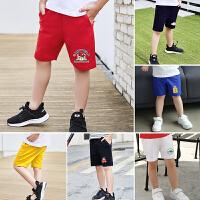 男童短裤夏装潮宝宝小童休闲裤子儿童休闲五分裤