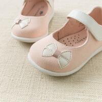 davebella戴维贝拉女童小皮鞋公主鞋宝宝2020新款春装单鞋DB13738