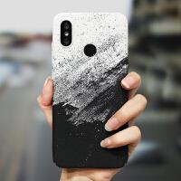 小米8青春版手机壳8se小米6x磨砂硬壳note3个性mix2s创意max3潮款八屏幕指纹版探索版i 小米8【沙画】磨