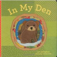 In My Den 在我的洞穴里[卡板书] ISBN9780811870535