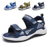夏季休闲男童凉鞋软底百搭儿童沙滩鞋