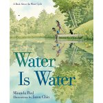【预订】Water Is Water: A Book about the Water Cycle