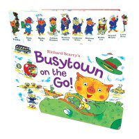 Richard Scarry's Busytown on the Go!