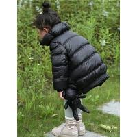女童冬装羽绒婴幼儿女宝宝网红外套小童棉袄冬季棉衣新款
