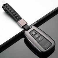 丰田钥匙包新款奕泽八代凯美瑞CHR汽车钥匙壳扣套男女专用