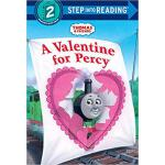 【预订】A Valentine for Percy (Thomas & Friends) 9781101932889