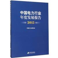 中国电力行业年度发展报告2015