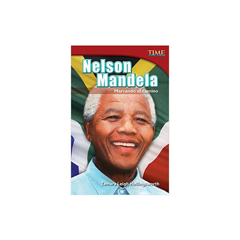 【预订】Nelson Mandela: Marcando El Camino (Nelson Mandela: Leading... 9781433370977 美国库房发货,通常付款后3-5周到货!