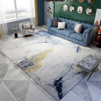 美式简约北欧客厅茶几垫现代新中式欧式田园沙发满铺卧室地毯k