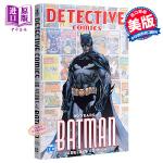 【中商原版】蝙蝠侠80周年精装豪华版 英文原版 Detective Comics: 80 Years of Batma