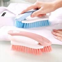 清洁刷 可拆卸二合一多功能洗衣刷刷衣服刷子2020家用两用软毛家务塑料洗鞋刷板刷清洁工具