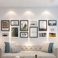 创意个性大相框挂墙摆台结婚照12 16寸组合现代简约照片框可爱 组合一套价