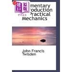 【中商海外直订】Elementary Introduction to Practical Mechanics
