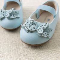 davebella戴维贝拉儿童皮鞋女公主鞋宝宝2020新款春季鞋子DB12632