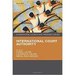 【预订】International Court Authority 9780198795599