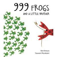 【预订】999 Frogs and a Little Brother