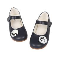【6折价:156.06元】马拉丁童鞋女大童鞋子春装2020年新款小皮鞋百搭儿童单鞋