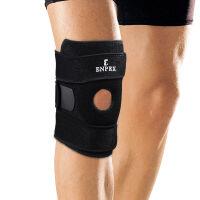 ENPEX乐士护膝2214登山护腿篮球羽毛球排球保健身护膝髌骨半月板运动护具