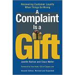 【预订】A Complaint Is a Gift: Recovering Customer Loyalty When