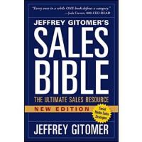 【预订】The Sales Bible, New Edition: The Ultimate Sales Resour