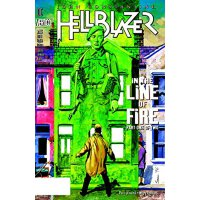 【预订】John Constantine Hellblazer Vol. 10: In the Line of Fire
