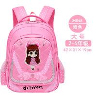 20190304115718061小学生书包 女童书包6-12周岁 儿童书包女3-5年级 女孩双肩背包