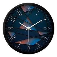 钟表挂钟客厅创意现代时钟石英钟表挂表卧室静音个性大号壁钟
