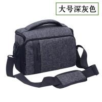 600D 650D 60DM6尼康D90单反相机包便携单肩包微单斜跨摄影包