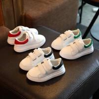 女童男童鞋1-6-12岁儿童女童小白鞋运动板鞋休闲鞋韩版潮21--36码
