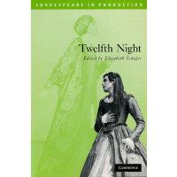 Twelfth Night(ISBN=9780521532204) 英文原版