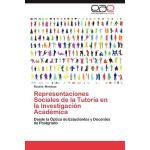 【预订】Representaciones Sociales de La Tutoria En La Investiga