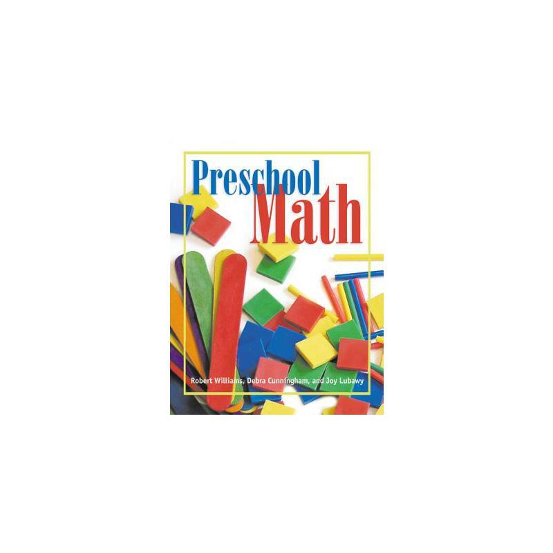 【预订】Preschool Math 预订商品,需要1-3个月发货,非质量问题不接受退换货。