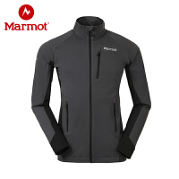 Marmot/土拨鼠秋冬新款户外夹克防泼水透气M2男软壳衣_S50880