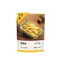 【网易严选秋尚新 超值专区】榨菜丝 60克*10袋