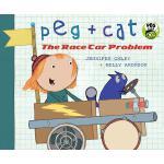 【预订】Peg + Cat: The Race Car Problem 9780763690830