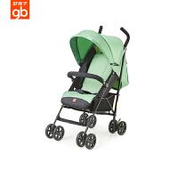 gb好孩子婴儿推车可坐可躺四季轻便伞车避震手推车D420