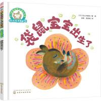 铃木绘本第3辑 0―3岁宝宝快乐成长系列--袋鼠宝宝出生了