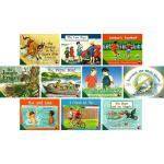 【绿色级别套装1】圣智PM彩虹阅读 10本 PM READERS-GREEN 12A12B 小学四五年级 6-12岁小