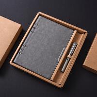 实用个性签字笔 笔记本套装 创意金属钢笔年会纪念商务礼品*客户