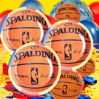 孩派 儿童生日派对用品 聚会用品 男孩篮球主题系列派对用品