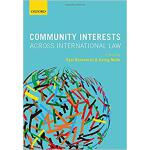 【预订】Community Interests Across International Law 9780198825