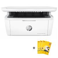 惠普(hp)M30w黑白激光多功能打印机一体机复印机打印复印扫描A4家用办公替代126NW 132NW 1136
